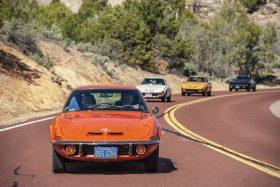Opel GT The Great American Road Trip 4