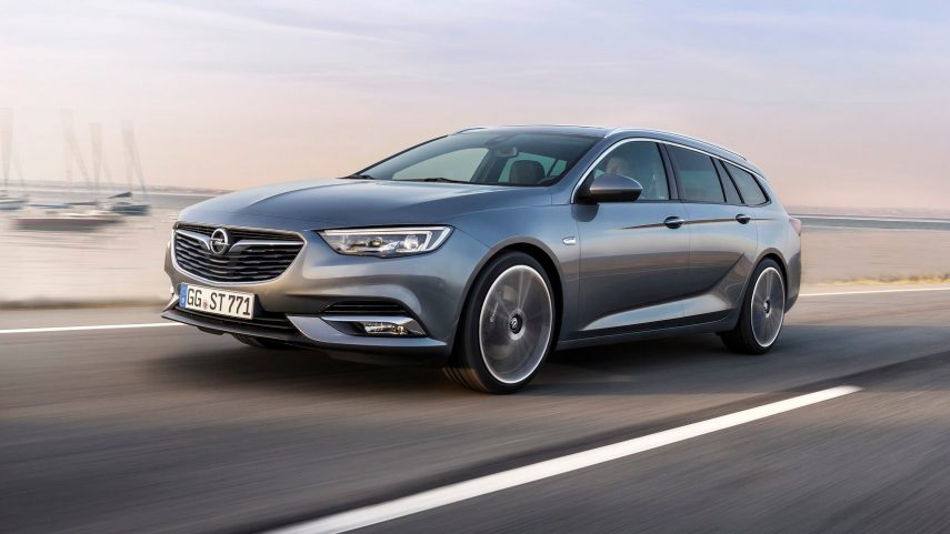 Opel Insignia, ahora con motor gasolina turbo de 200 CV
