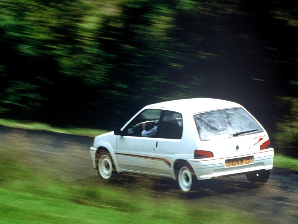 Peugeot 106 Rallye 3