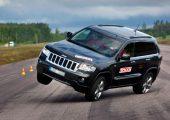 Prueba Del Alce Jeep Grand Cherokee