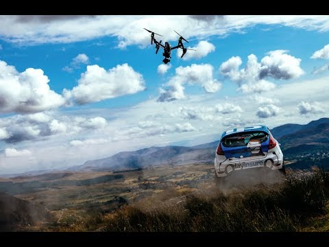 El Ford Fiesta que quería surcar los aires