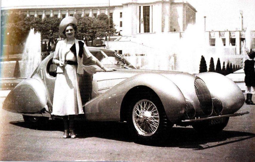 La increíble historia del Talbot-Lago T150 C SS perdido