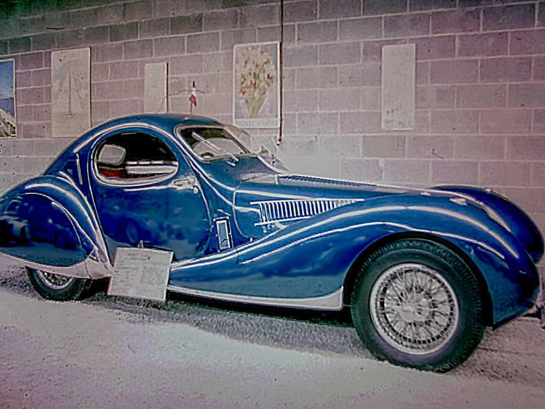 Talbot Lago T150