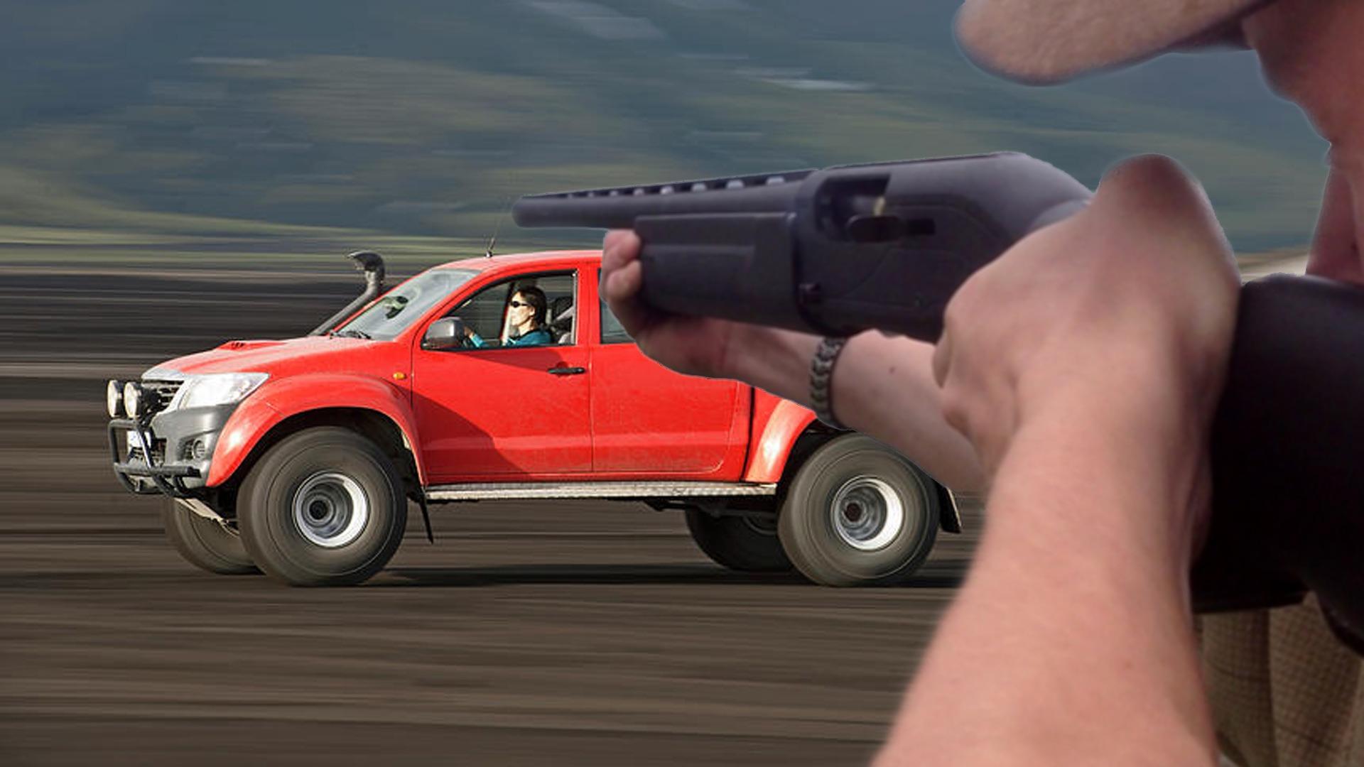 """Un hombre en Texas dispara a mujeres conductoras por """"incompetentes"""""""