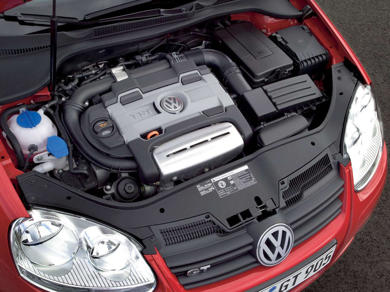 Volkswagen Golf GT TSI 3