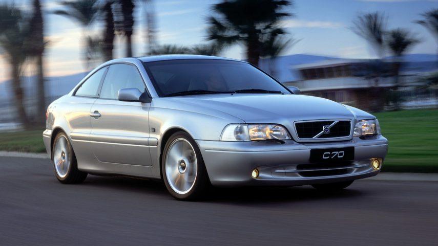 Coche del día: Volvo C70 Coupe (I)