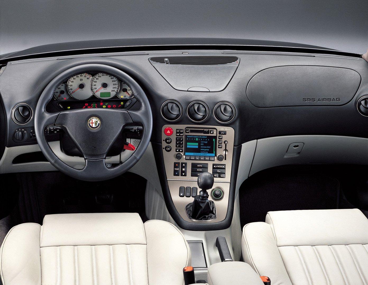 Alfa Romeo 166 1998 3