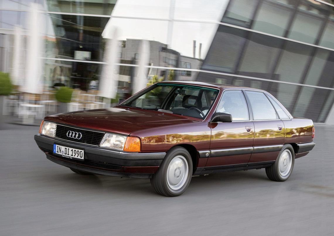 Audi 100 C3 Tdi