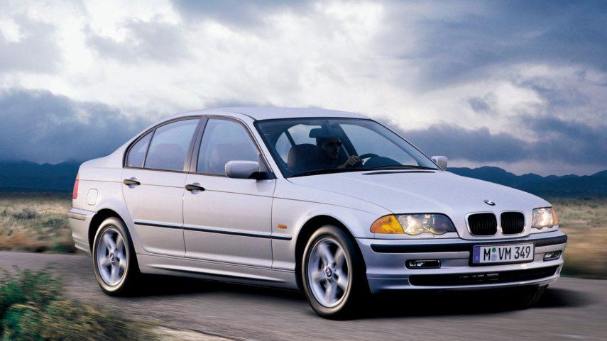 Coche del día: BMW 320d (E46)