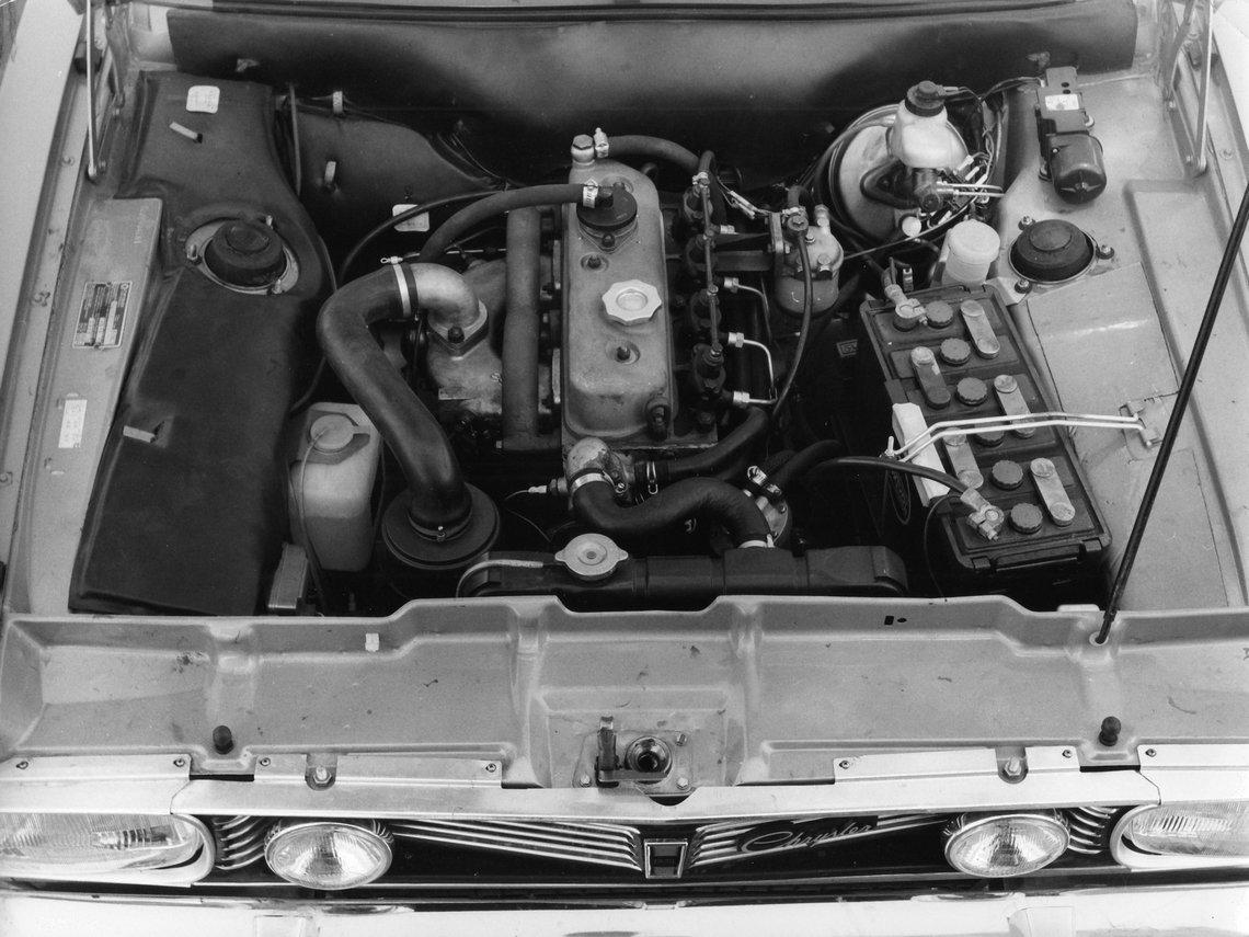 Chrysler 180 Diesel