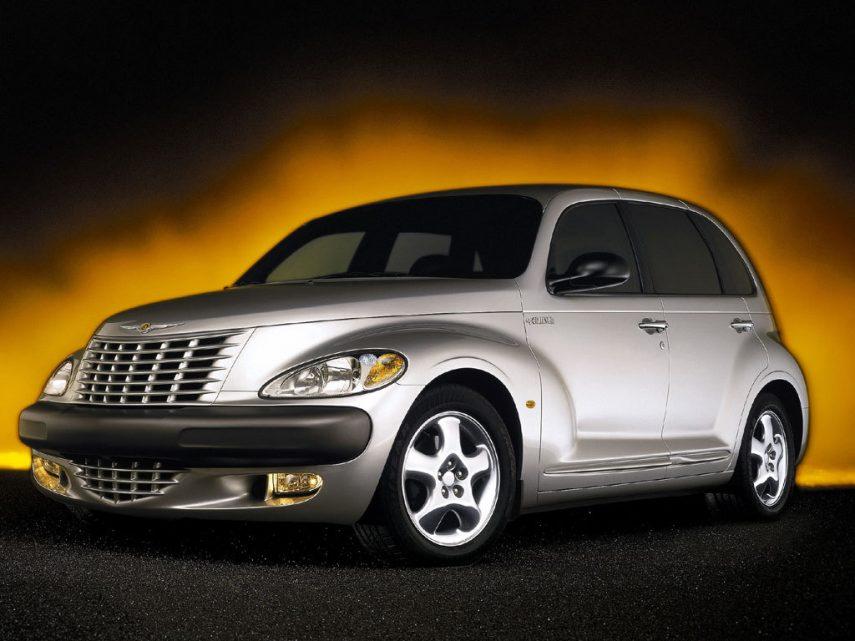 Coche del día: Chrysler PT Cruiser