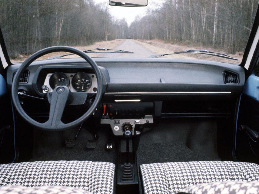 100 años de historia de Citroën (V)