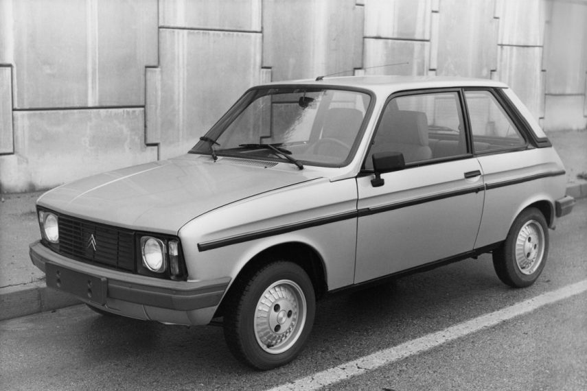 Citroën LN y LNA