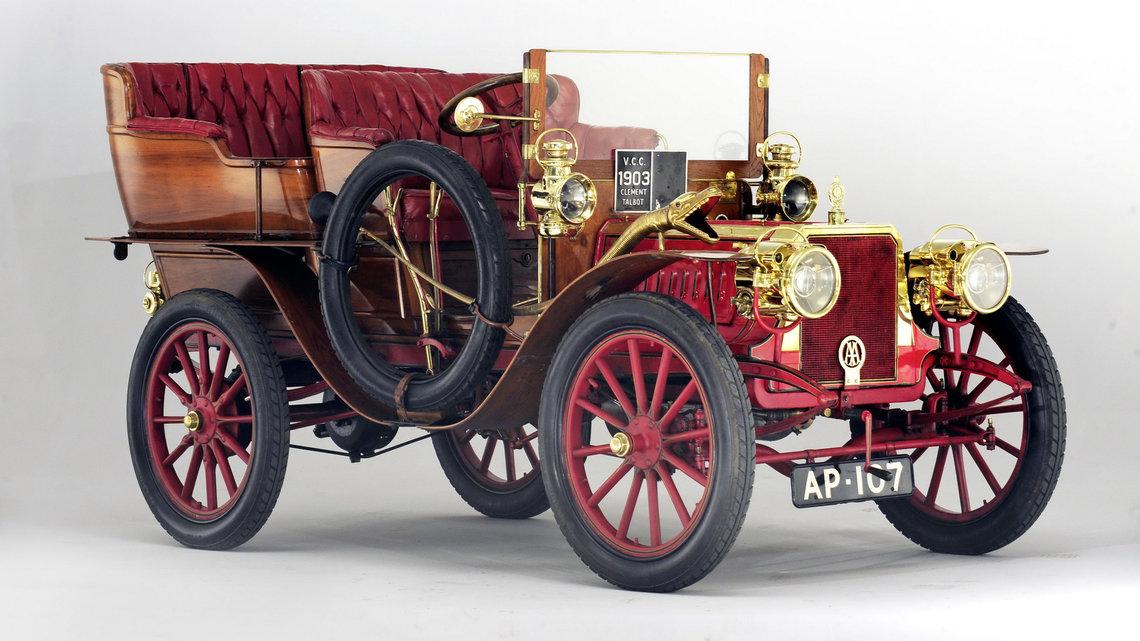 Clement Talbot Type Ct4k 18hp