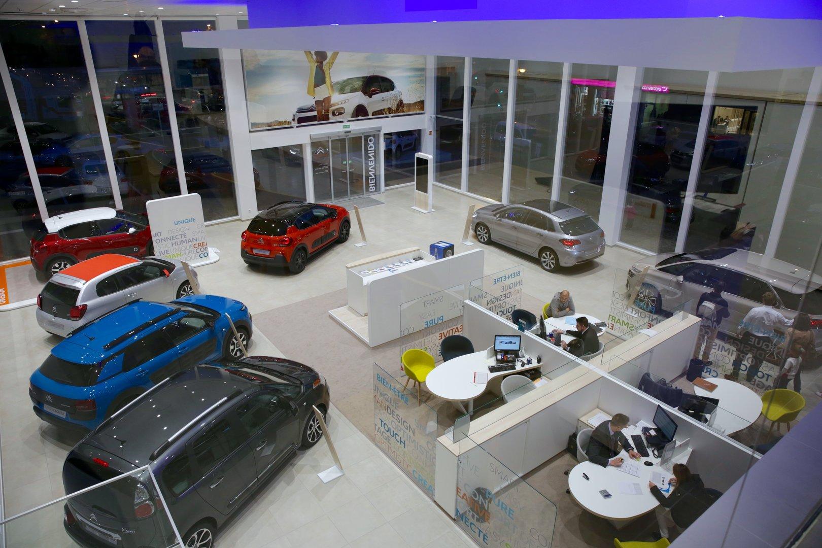 Lo esperado: batacazo de ventas de coches nuevos en marzo