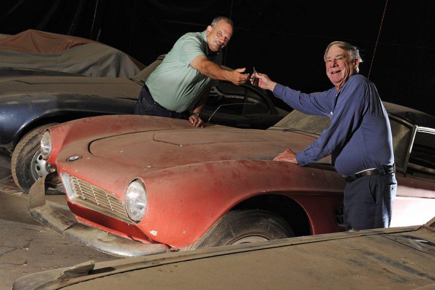 BMW 507 Roadster de Elvis Presley