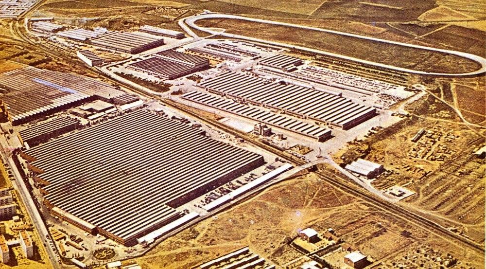 Fabrica Villaverde