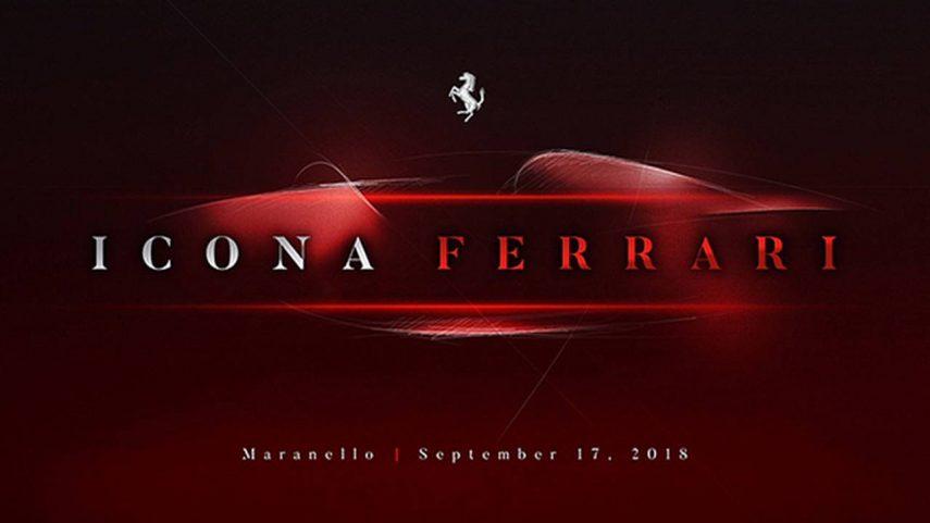 Icona Ferrari, ¿nueva edición especial a la vista?
