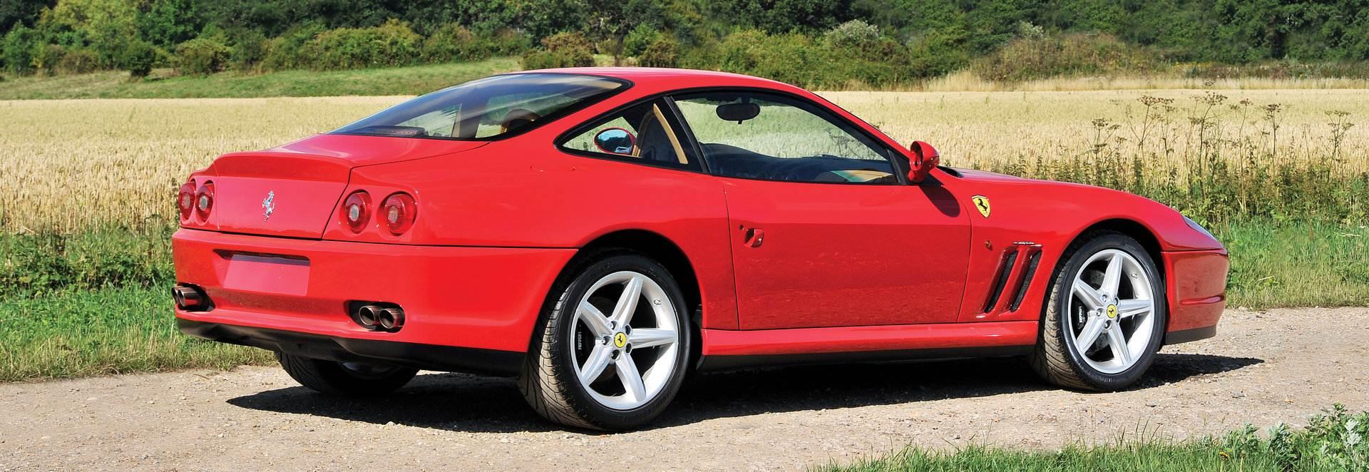 Ferrari 575 M Maranello Trasera
