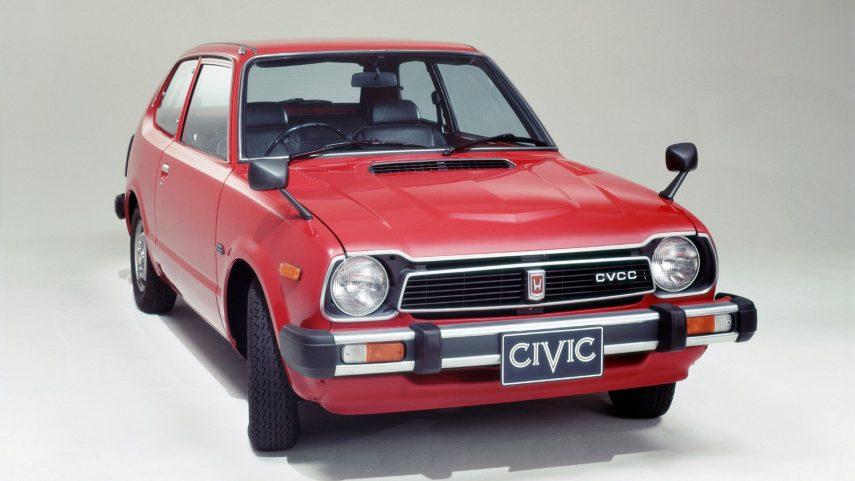 Coche del día: Honda Civic (Mk.I)