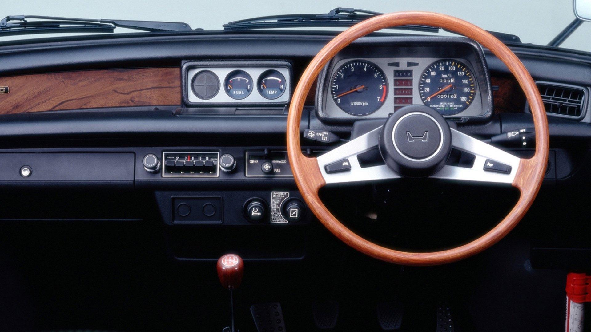 Honda Civic 1972 3