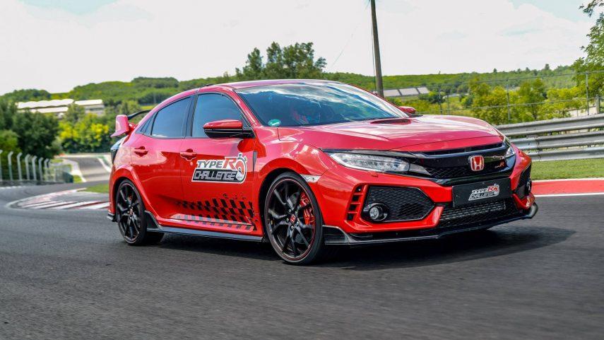 Quinto y último récord del Honda Civic Type R