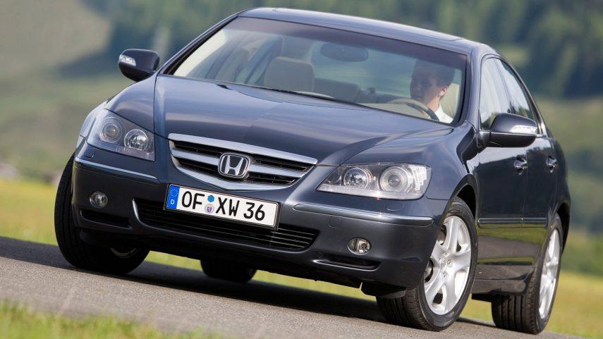 Coche del día: Honda Legend 3.5 V6 VTEC (KB1)