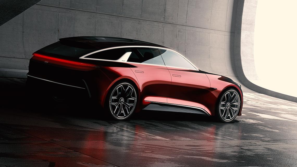 Kia Concept Preview 1