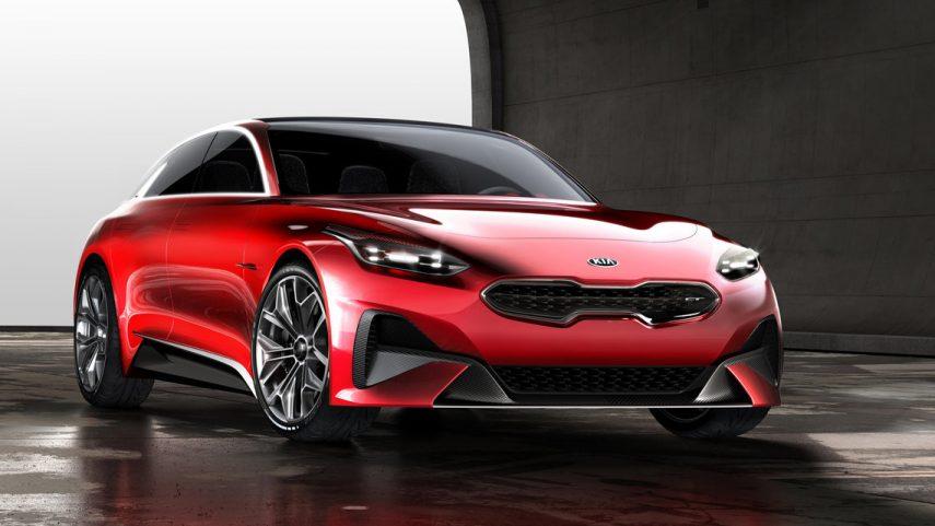 El Kia Proceed Concept se anticipa al Salón de Frankfurt