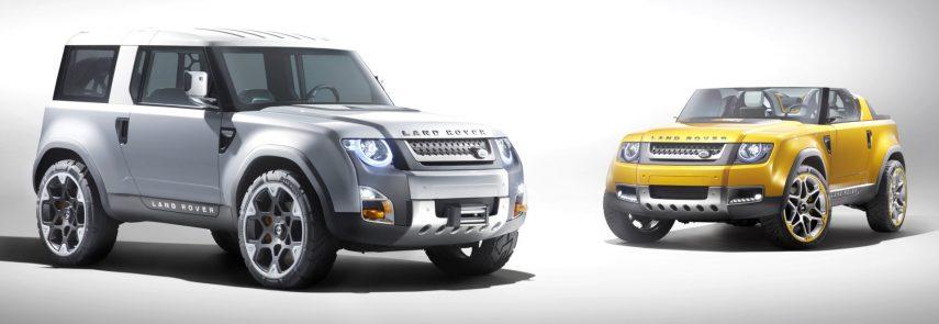 Jaguar Land Rover ampliará su gama con tres modelos nuevos