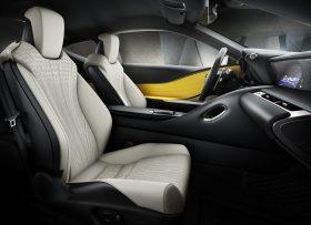Lexus Lc Yellow Edition 3
