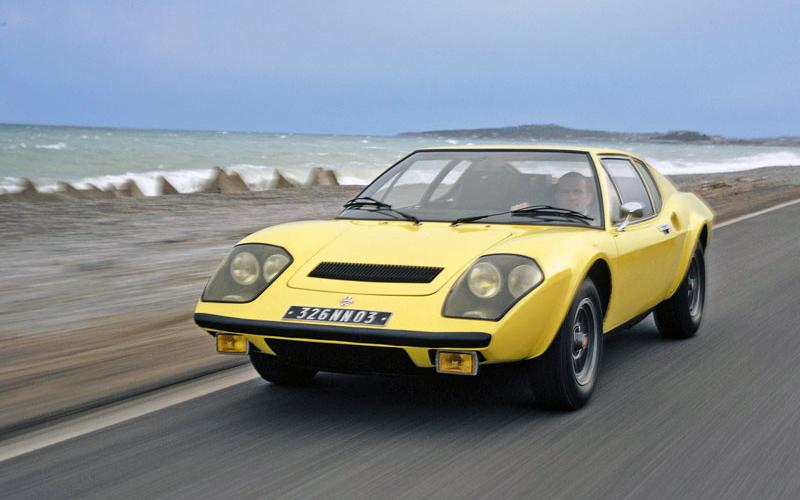 Ligier Js2 1
