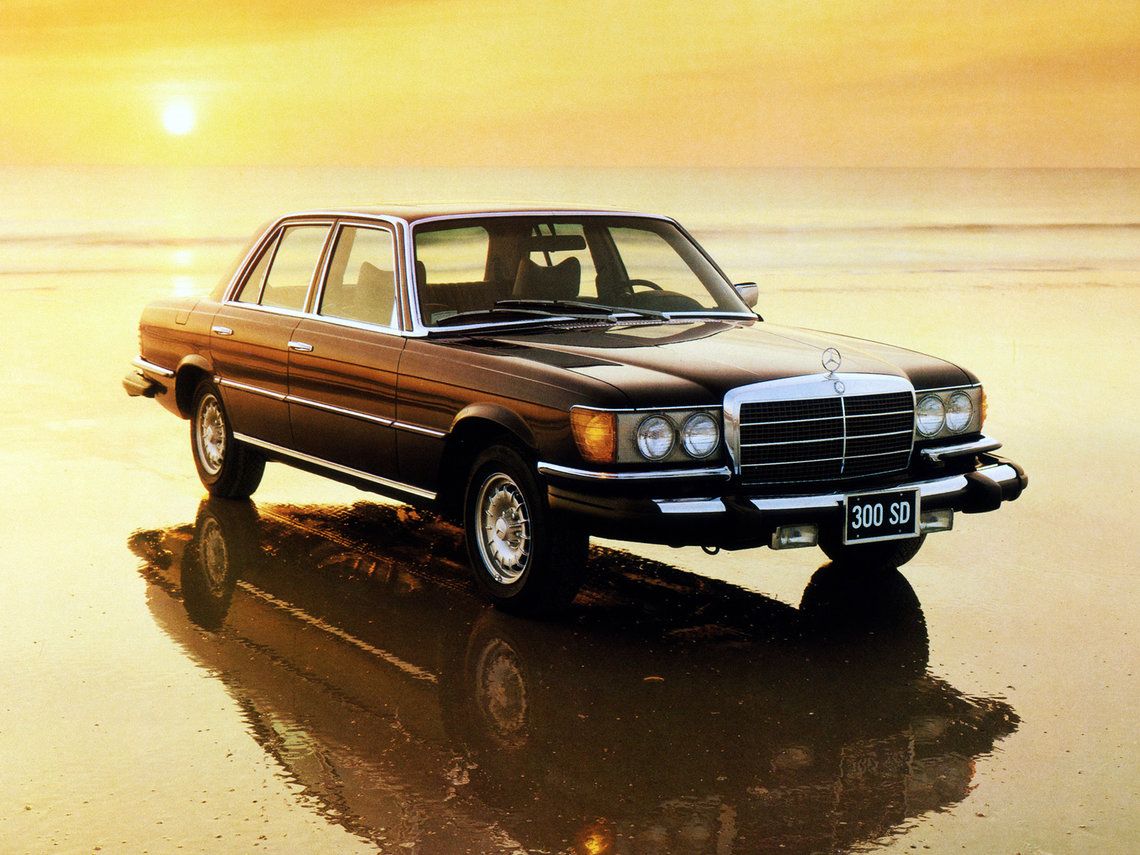 Mercedes Benz 300sd Turbodiesel