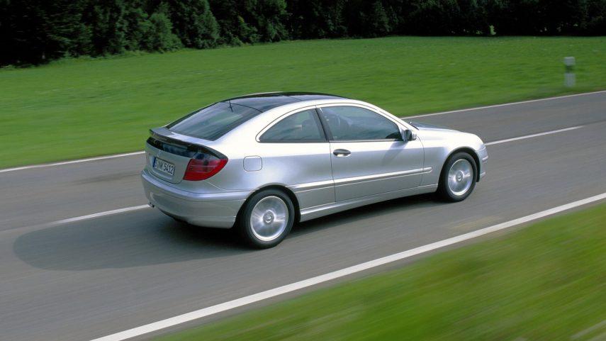 Coche del día: Mercedes-Benz Clase C Sportcoupé