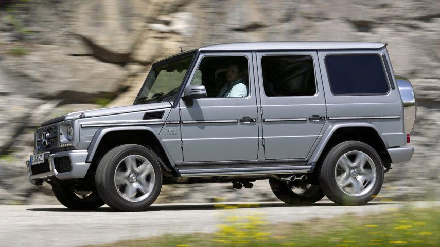 Mercedes-AMG llama a revisión a 20 unidades del G 65 en Estados Unidos