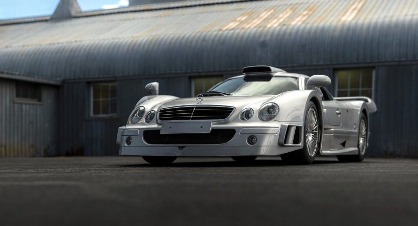 Mercedes Clk Amg Gtr 2
