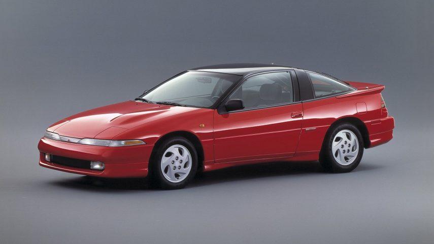 Coche del día: Mitsubishi Eclipse (1G)