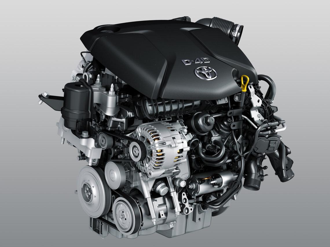 Motor Diesel 115d