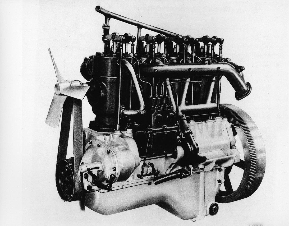 El duro despegar del motor Diesel (I): de Rudolf Diesel a Eduardo Barreiros