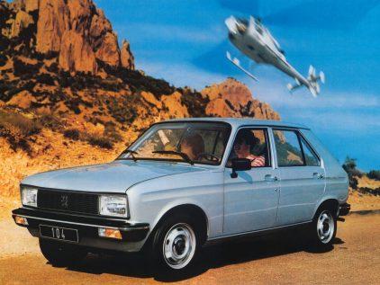 Peugeot 104 5p