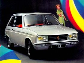 Peugeot 104 Coupe 3