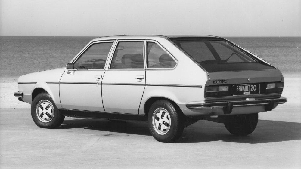Coche del día: Renault 20 GTD