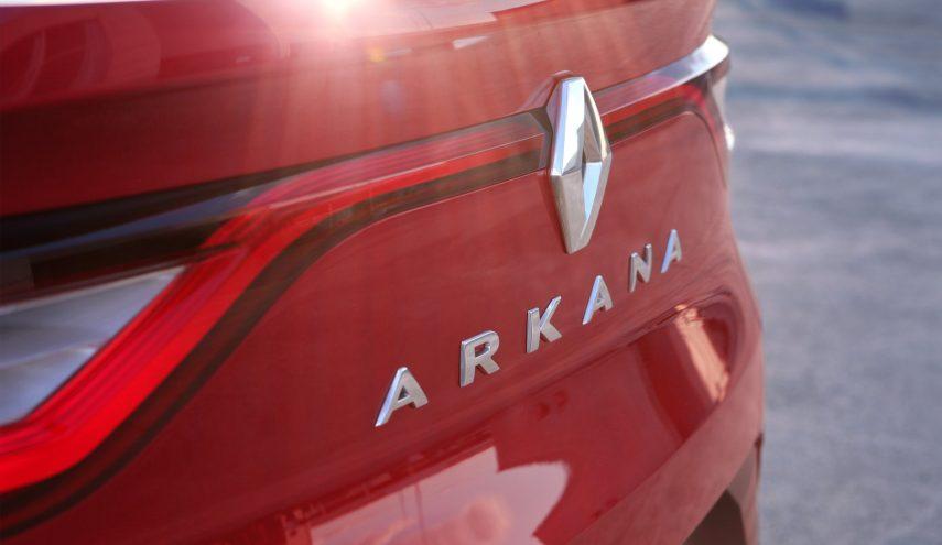 Renault Arkana Concept, el anticipo de un nuevo crossover