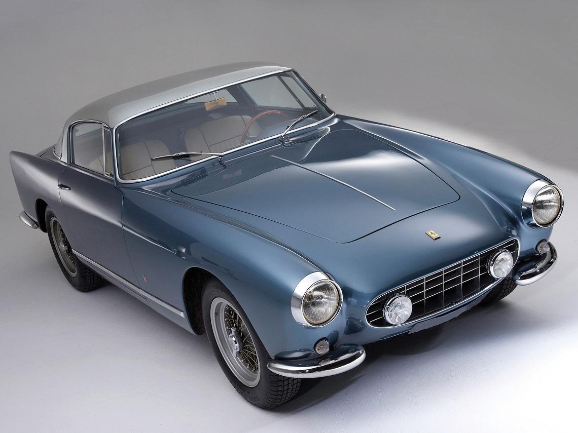 Ferrari 250 GT Boano/Ellena (1956)
