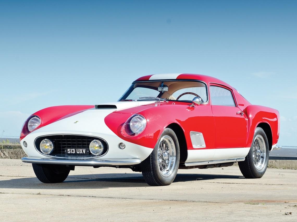 Ferrari 250 GT Berlinetta TdF (1956)