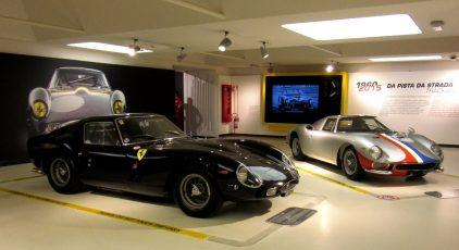 Saga Ferrari 250