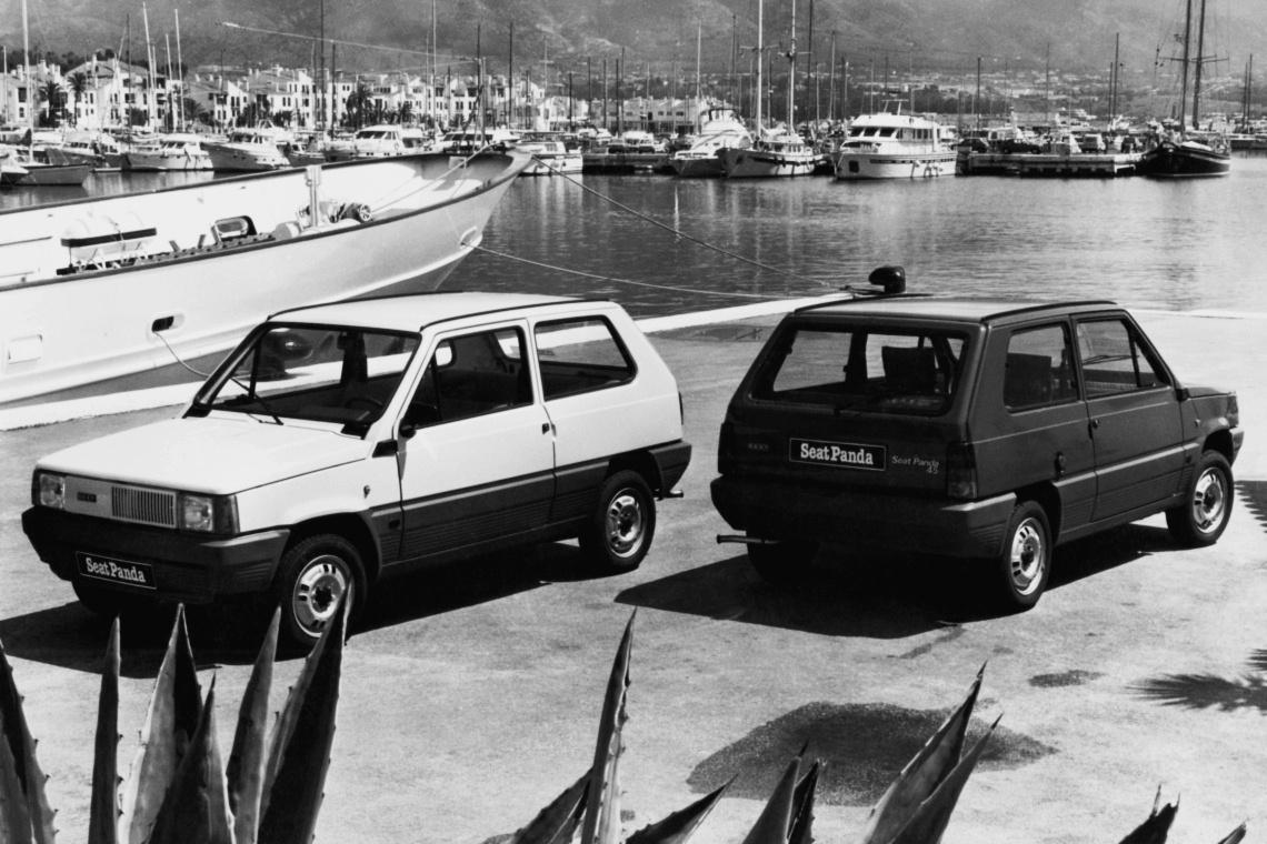 Coche del día: SEAT Panda/Marbella