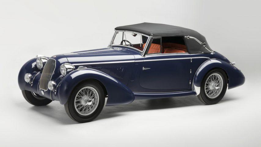 Talbot Lago T150c Cabriolet Speciale