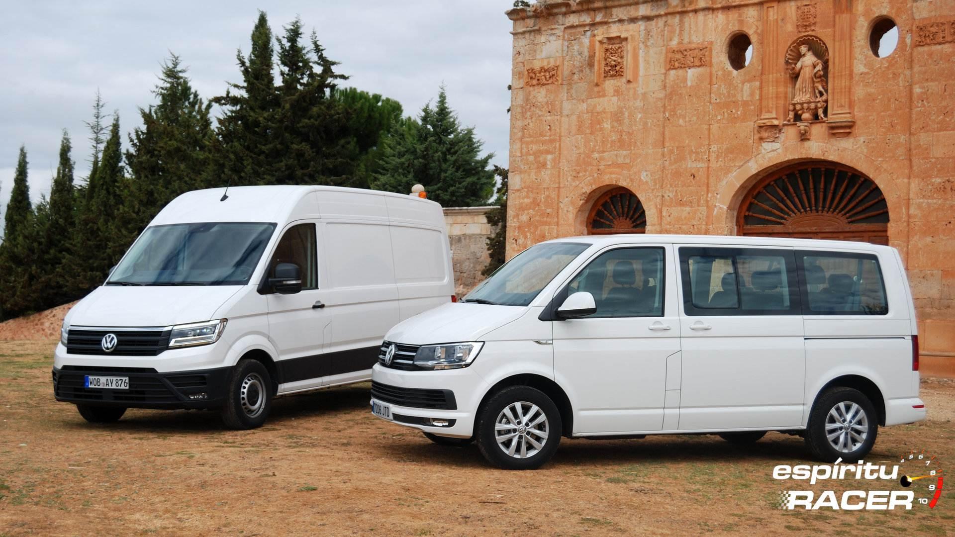 Contacto: Volkswagen Crafter, Multivan 4Motion, Amarok V6 y Caddy Outdoor