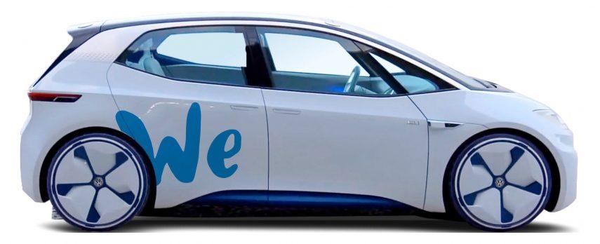 Sigue la conferencia de Volkswagen sobre su conectividad en el futuro